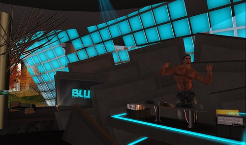 dj dex at blu dancebar