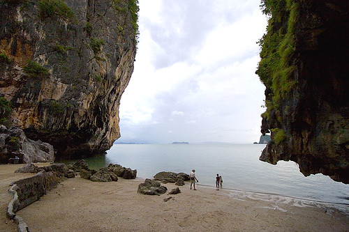 at James Bond Island