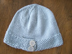 button-tab hat