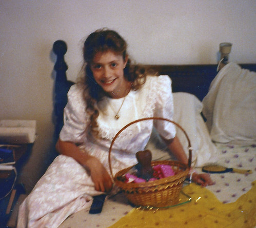 Easter morning 1992