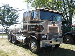1975 Marmon COE (swettjoe) Tags: truck diesel antique truckshow marmon aths