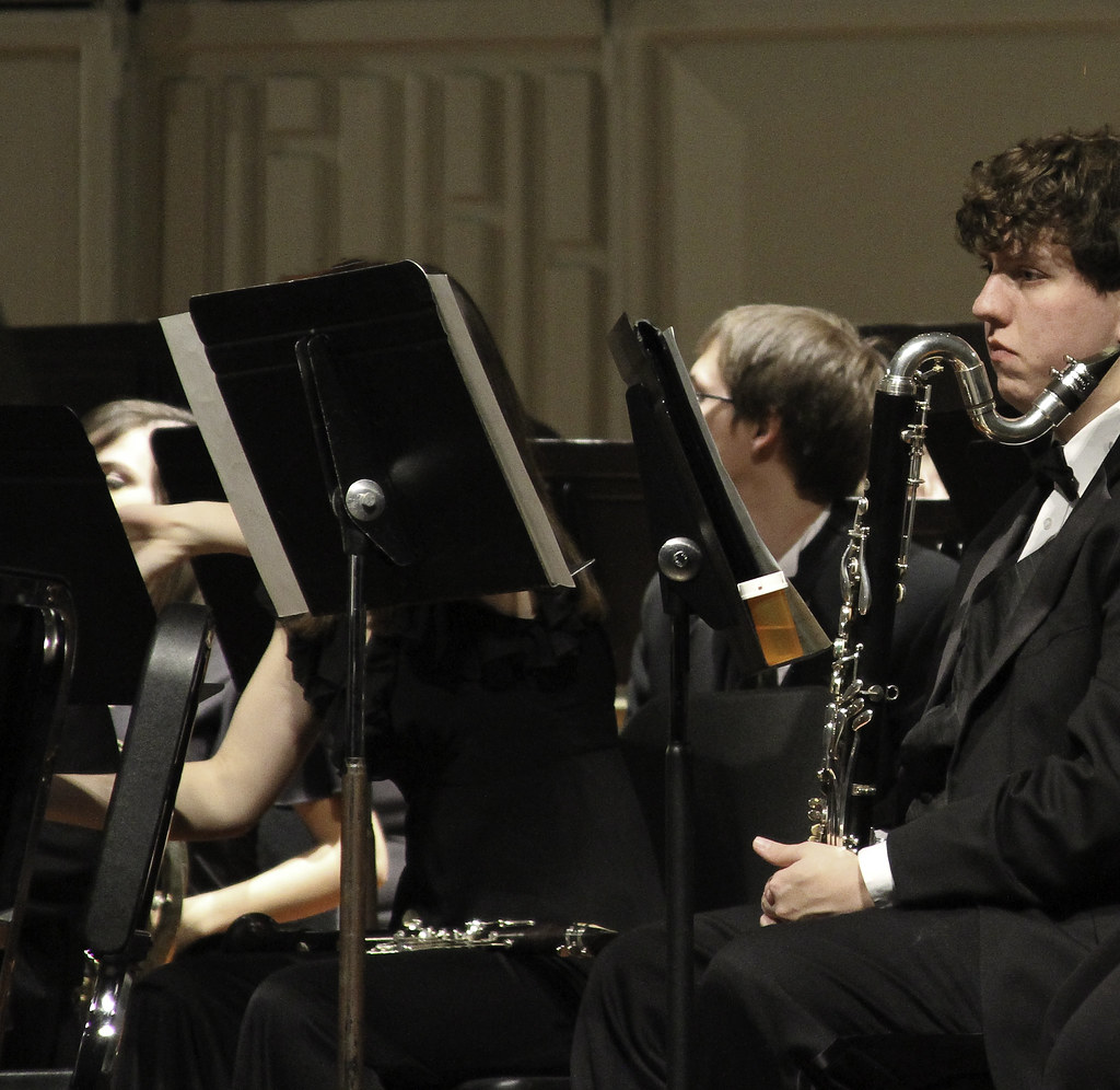 Prepped and Ready - University of Montevallo Bass Clarinet