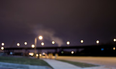 (nicolemalenaphoto) Tags: city lights bokeh nightlife urbanbridge