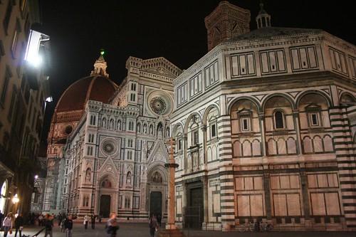 Catedral do Duomo em Florenca Monumentos Italia