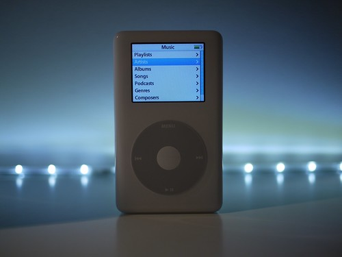 Apple iPod 4th Gen Colour 20GB White