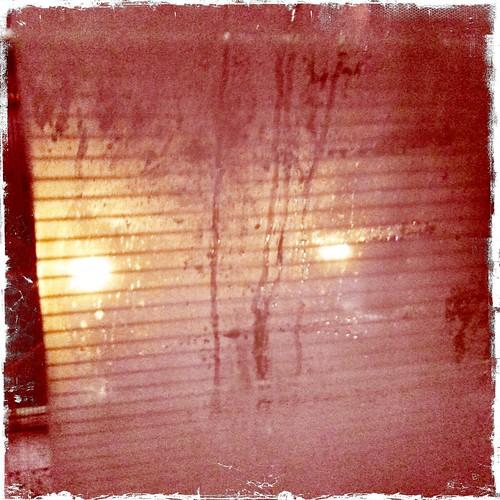 Luci, ombre e freddo fuori