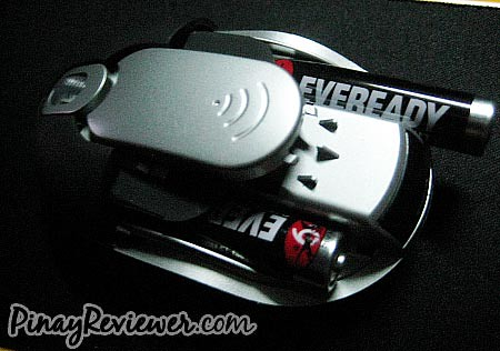 I even have a wireless mouse now and I use Eveready AA batteries on it.