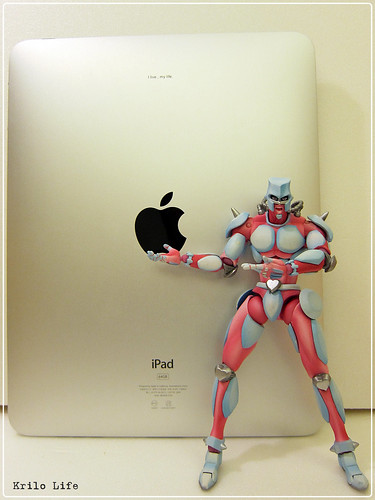 Krilo's iPad 瘋狂鑽石推薦