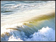 Almost Like a Waterfall! (medaibl) Tags: ocean california water waves pacific centralcoast medhathi coastalandwaterviewsbymi