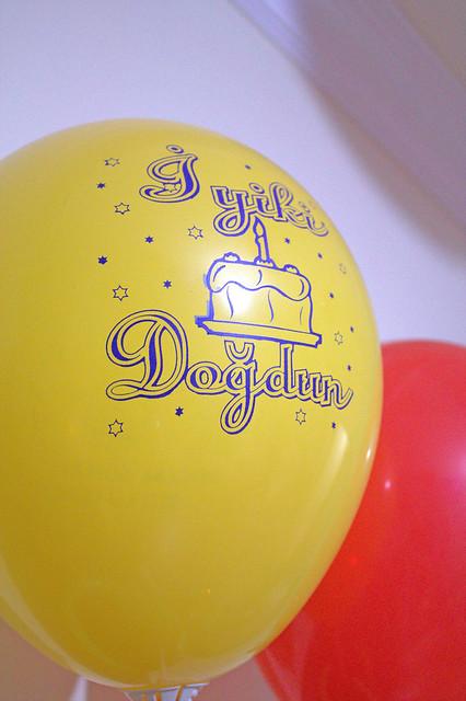 doğum günü 3