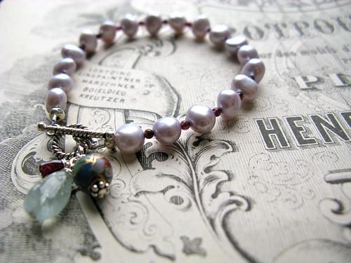 Scent of Summer bracelet