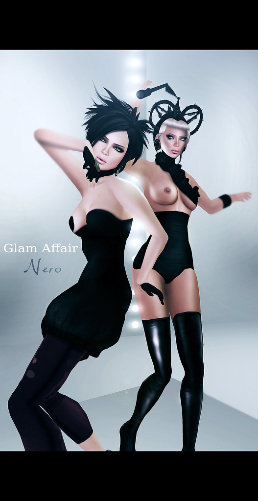 -Glam Affair - Nero
