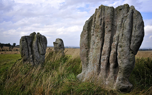 Weathered Stones