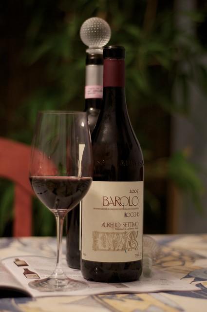 2005 Aurelio Settimo Rocche Barolo