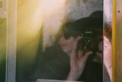 photoboothing (Sarah__McLean) Tags: berlin choir 35mm canon germany myself tour katy band eos30 2010 gaggle fotoautomat germanytour