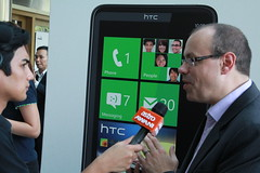 HTC HD7 launch by Maxis Malaysia