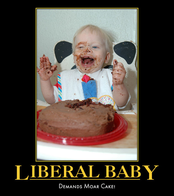 liberal baby