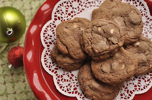 Hot Chocoalte Cookies