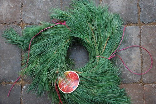Long needle pine roping