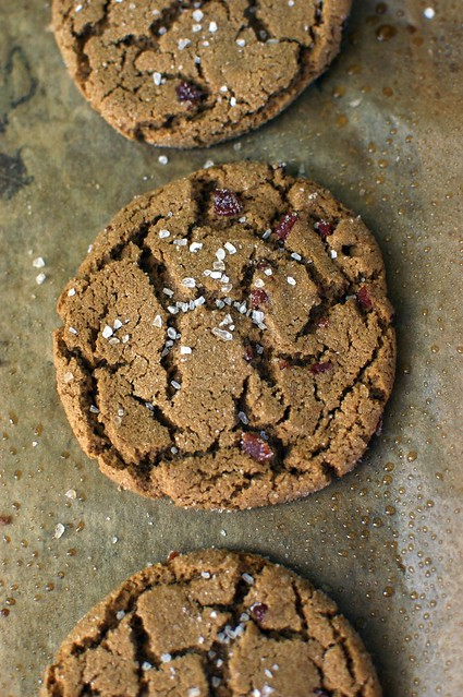smoky bacon ginger cookies II