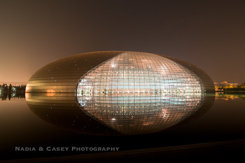 Beijing Opera House - N+C Photo
