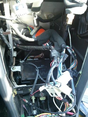 98 Maxima Gle Front Passenger Door Will Not Open
