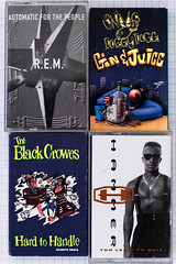 remember the 90s? they sucked (flee the cities) Tags: music rock hammer album hiphop rap tapes rem cassettes 1990s alternative automaticforthepeople snoopdoggydogg theblackcrowes ginjuice toolegittoquit hardtohandle 2legit2quit deathrowrecords