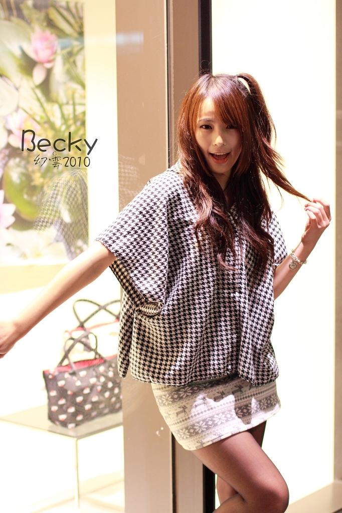 【Becky】信義商圈夜拍Vol-3