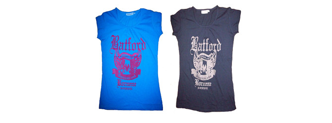 Ladies T Shirts with Print