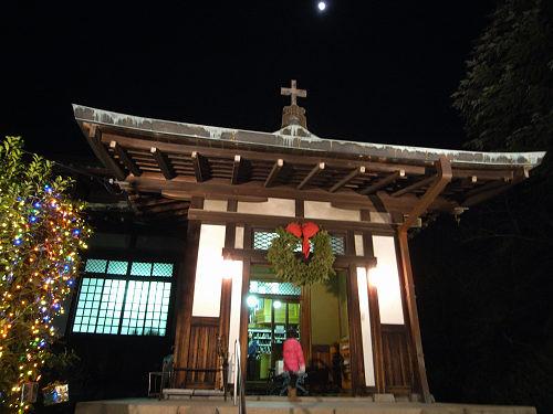 クリスマス@親愛幼稚園(奈良基督教会)-07