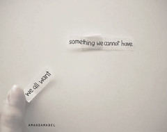 Day 23/365 ~ We All Want Something We Cannot Have (Amanda Mabel) Tags: black loss ink writing paper day all pale we want have desire thoughts depression cannot thumb 23 365 something sorrow handwritten longing amandamabel