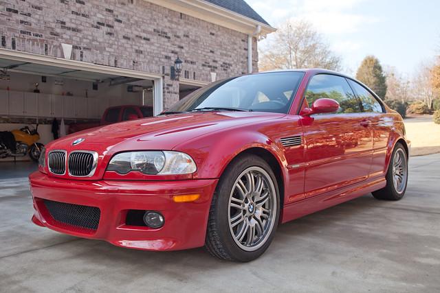 2002 bmw m3 e46