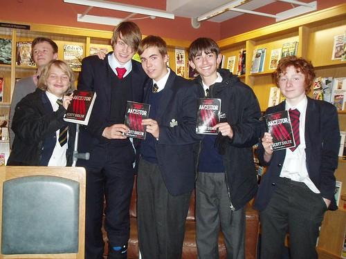 Psychotronic book club