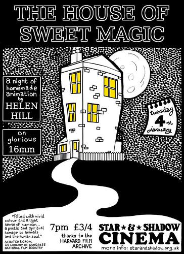Helen Hill Poster