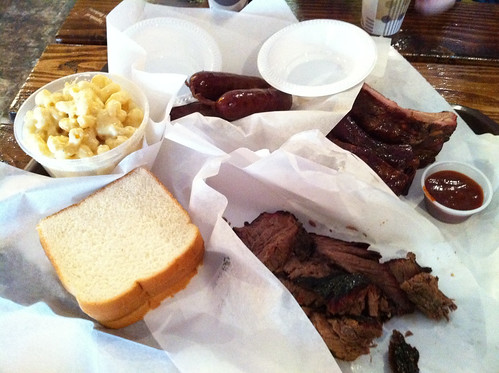 Texas BBQ from Smoke City Market