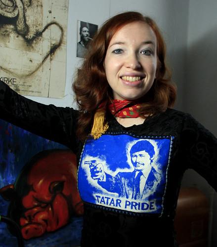 Tatar Pride shirt