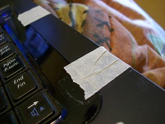 2010/24/12 (jazzijava) Tags: food home cooking broken computer baking december photos tape