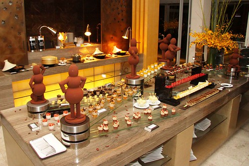 The Chocolate Bar at MBS