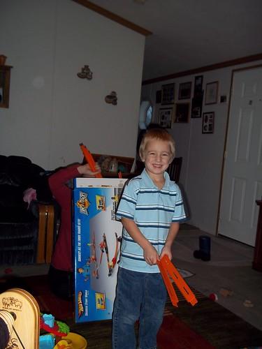 Youngest Grandboy