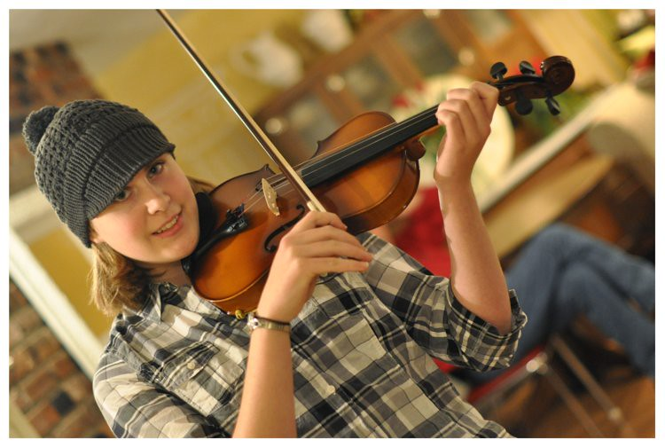 Ilex and Violin