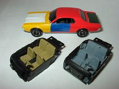 Matchbox 1968 Cougar 1/62 (wbaiv) Tags: blue building scale water for model paint label models cement plastic replica kits kit 1968 cougar liquid 162 matchbox based testors nontoxic mymodels modelsibuild