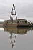 Still Afloat (95wombat) Tags: newyork abandoned river athens hudson derelict barge newyorkcentralrailroad