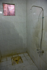 2010102700126 zzzFlickrMP (robertsladeuk) Tags: africa shower african egypt toilet squat
