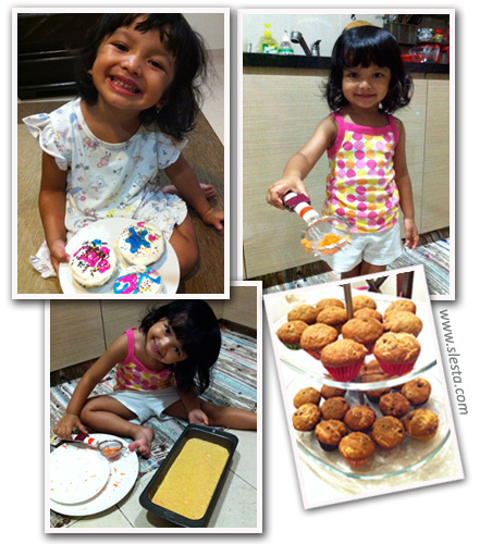 Baking Sessions with Naia