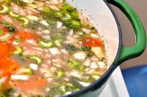 Chunky Veggie Stew