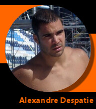 Pictures of Alexandre Despatie