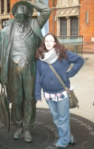 Me and Betjeman