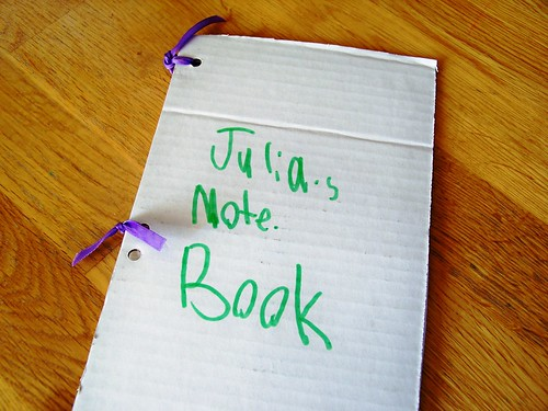 Julia's Notebook