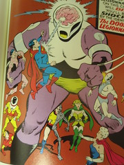 fatal five and the legion