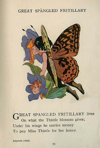 004-The Butterfly Babies' Book 1914- Elizabeth Gordon- Illustrated by M. T. Ross